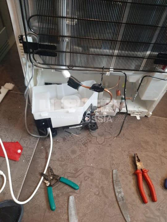 Замена инверторного мотор-компрессора в холодильниках и морозильных камерах Liebherr